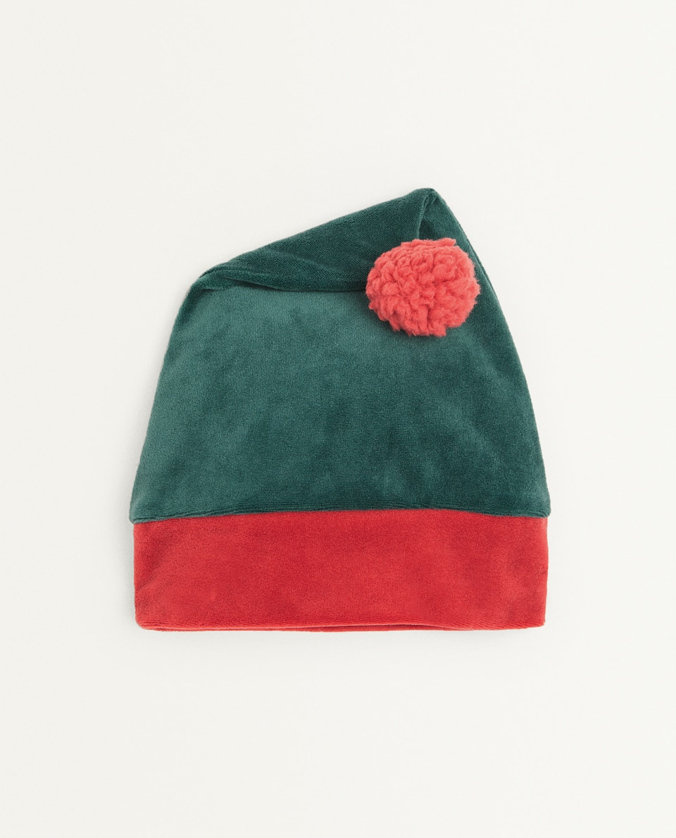 KIDS ELF HAT