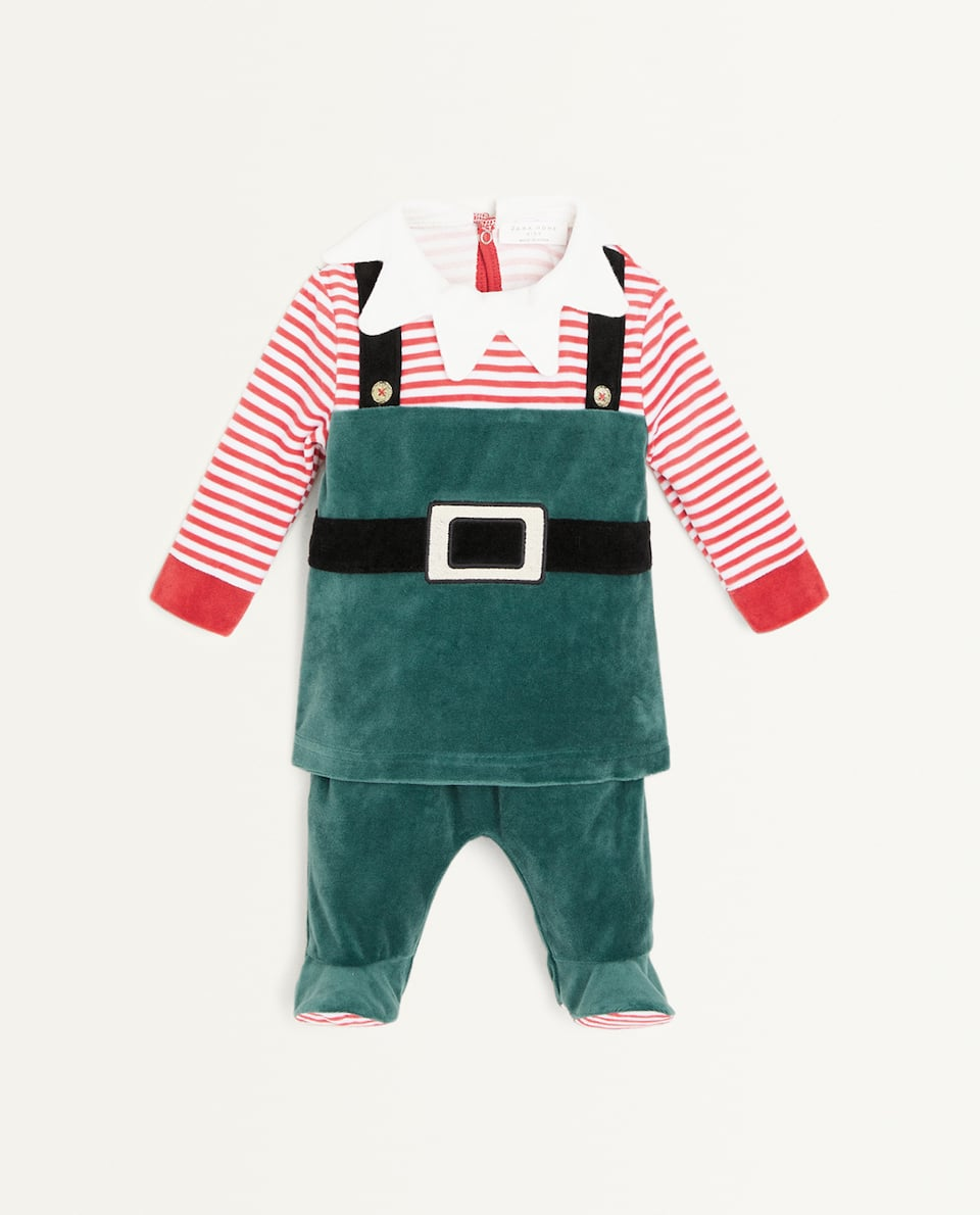 KIDS ELF SET