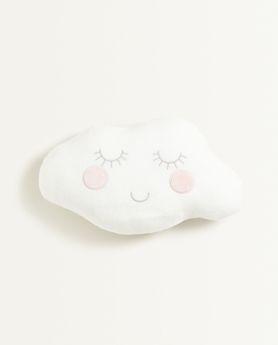 CLOUD-SHAPED CUSHION