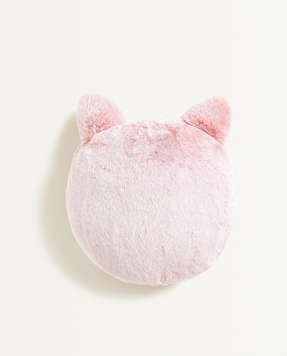 CAT-SHAPED CUSHION