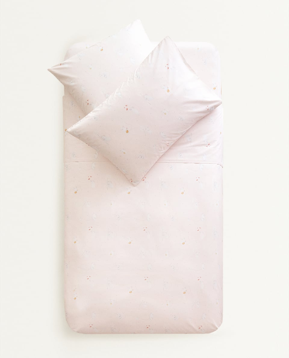 LITTLE MICE DUVET COVER
