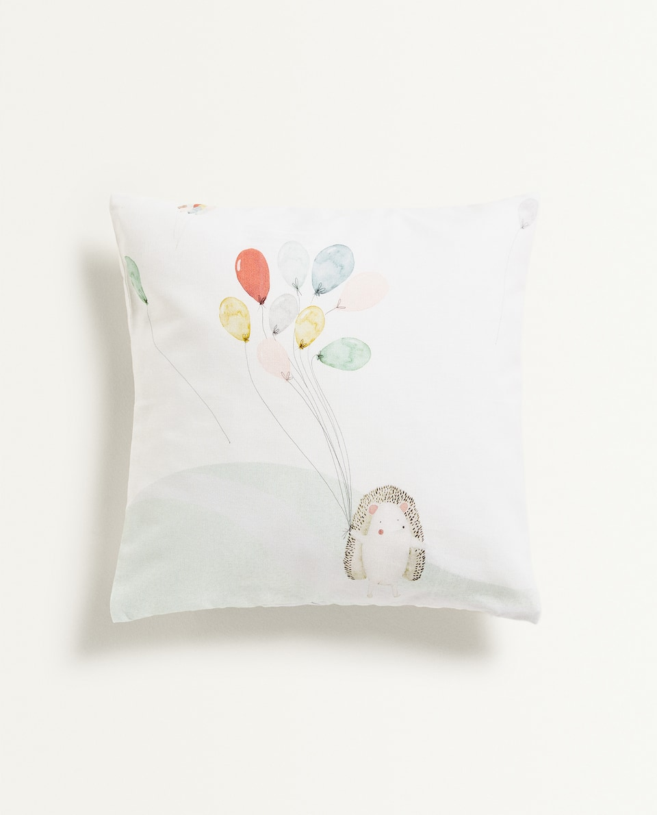 BALLOON CUSHION COVER