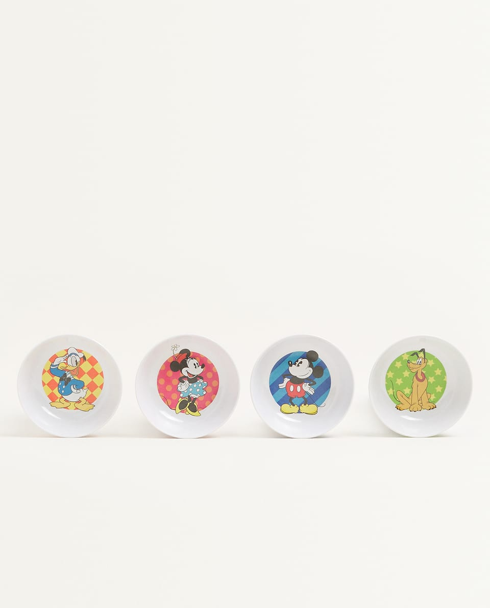 MICKEY & FRIENDS MELAMINE BOWL