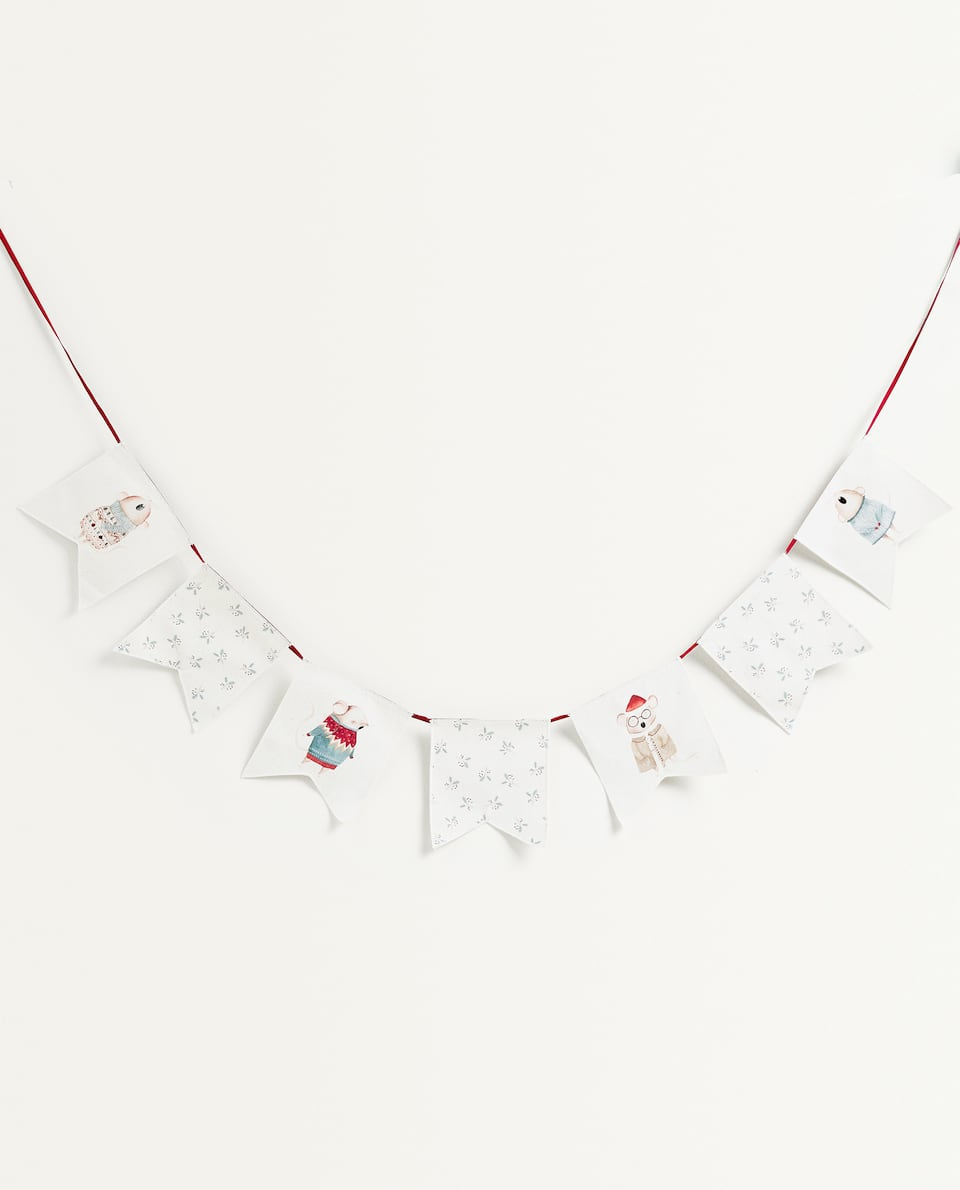 LITTLE ANIMAL GARLAND