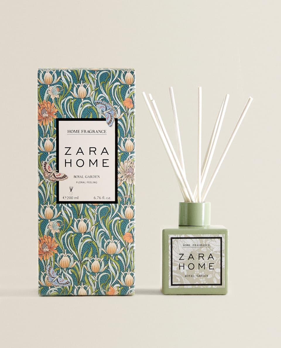 ROYAL GARDEN REED DIFFUSER (200 ML)