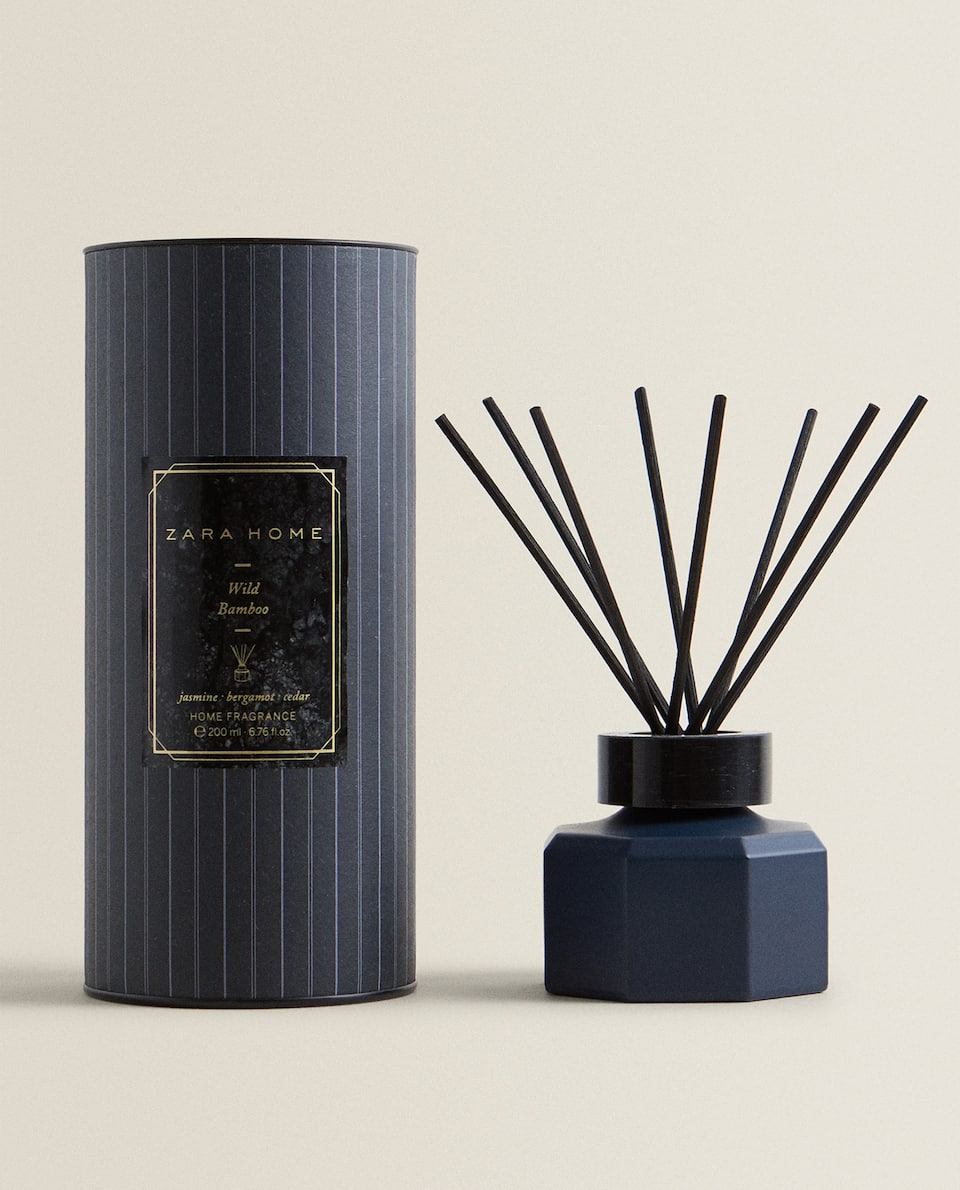 DIFFUSEUR EN STICKS WILD BAMBOO (200 ML)