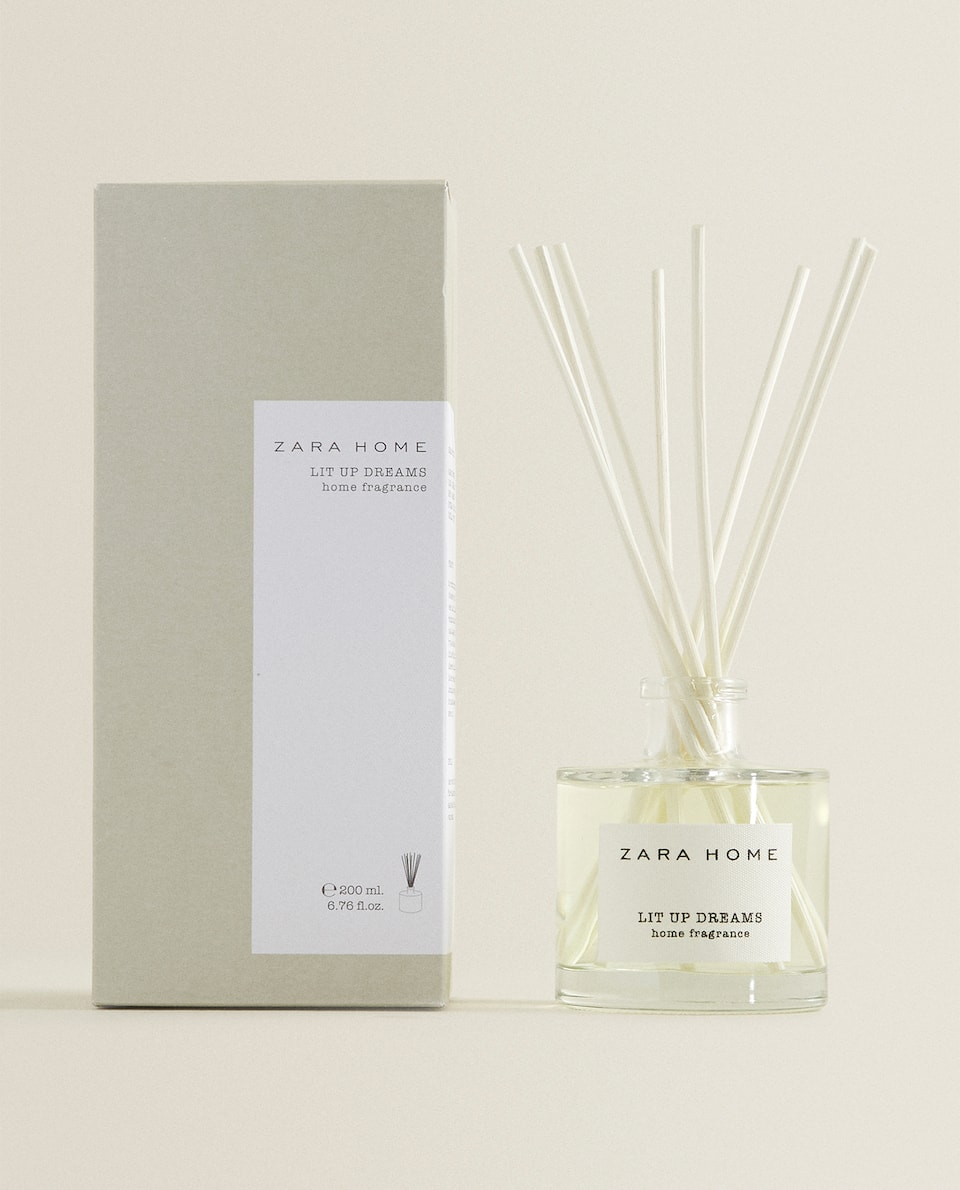 LIT UP DREAMS REED DIFFUSER (200 ML)