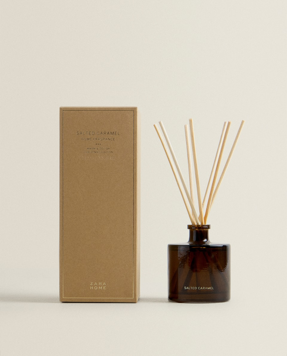 SALTED CARAMEL REED DIFFUSER (100 ML)