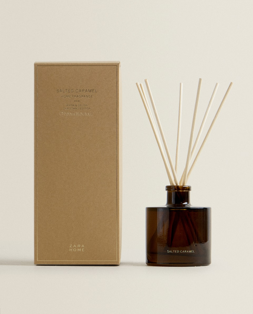 SALTED CARAMEL REED DIFFUSER (200 ML)