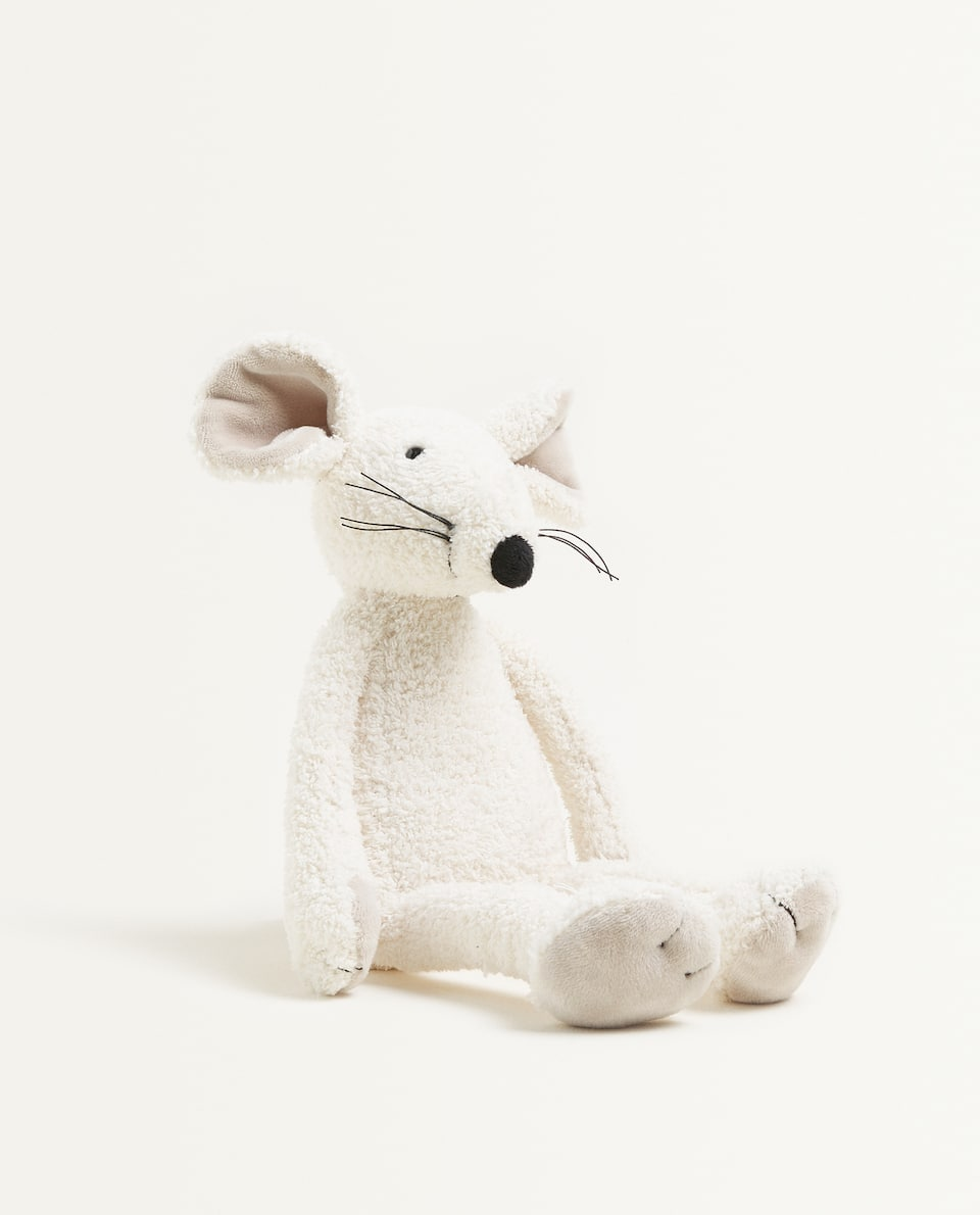 LITTLE MOUSE SOFT TOY