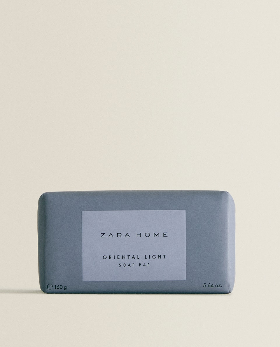 ORIENTAL LIGHT SOAP BAR