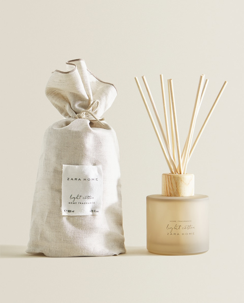 LIGHT COTTON REED DIFFUSER (200 ML)