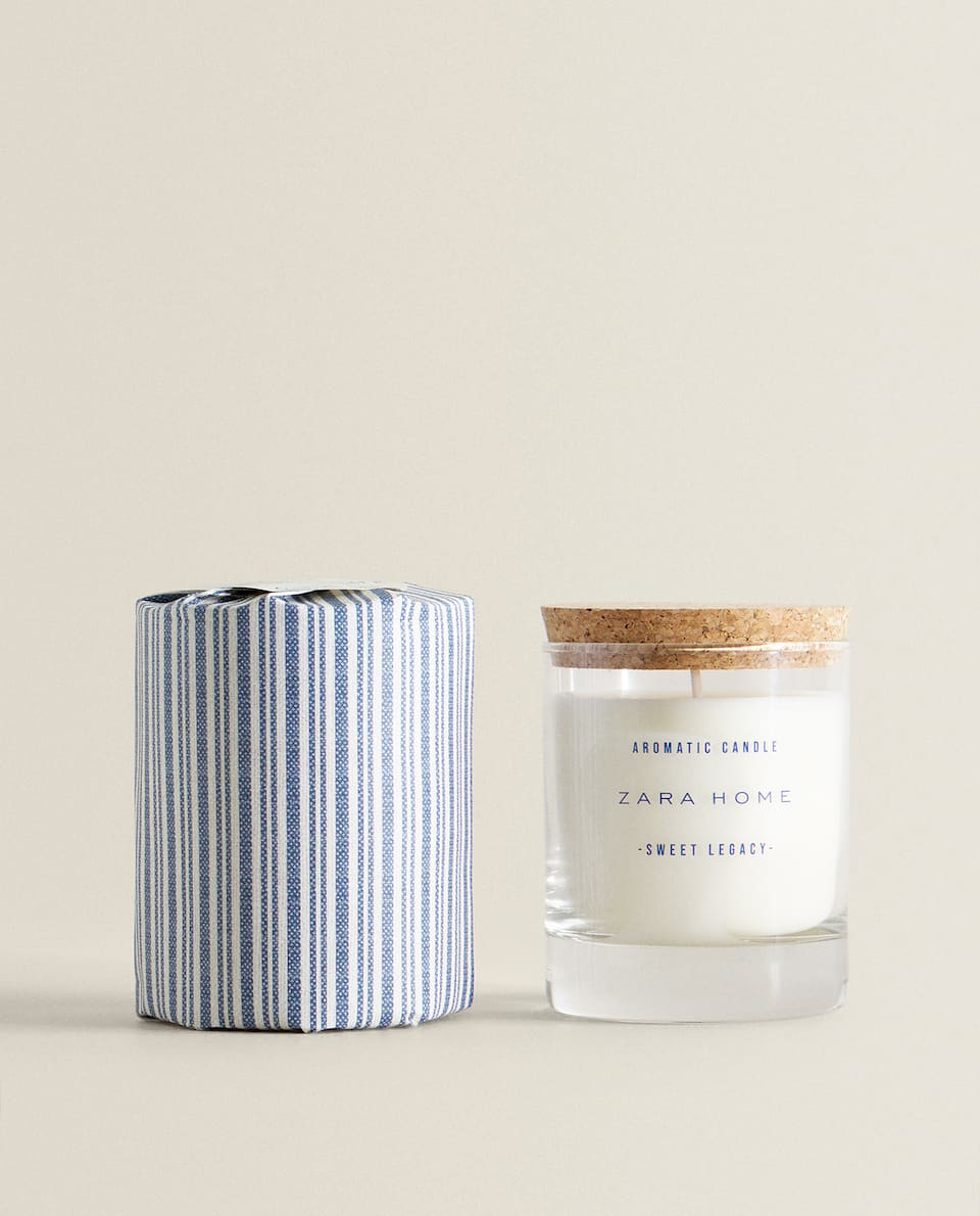 SWEET LEGACY SCENTED CANDLE