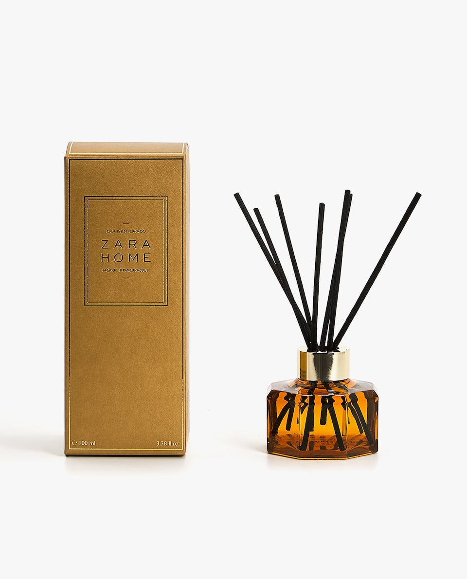 GOLDEN GRASS REED DIFFUSERS (100 ML)