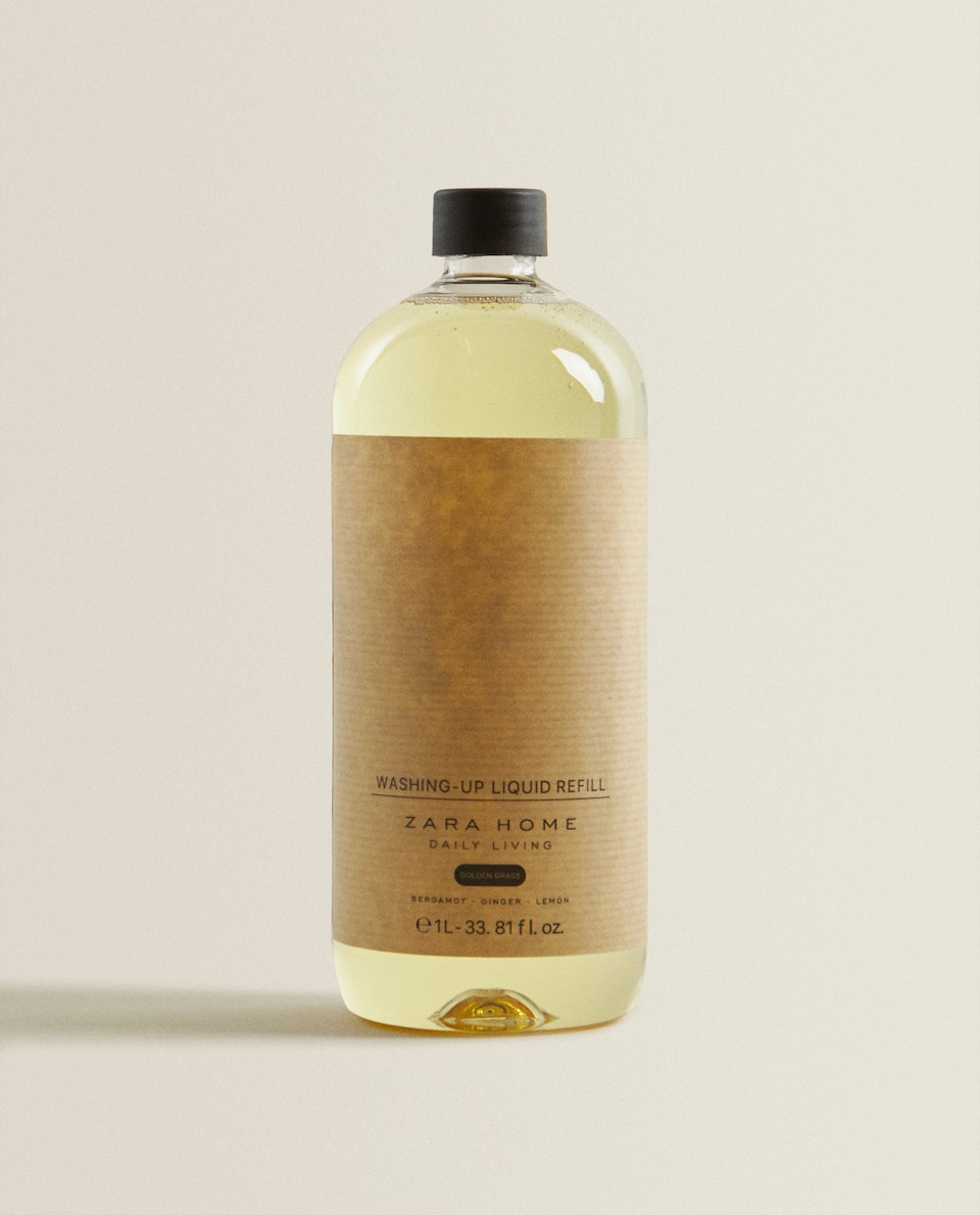 GOLDEN GRASS WASHING-UP LIQUID REFILL