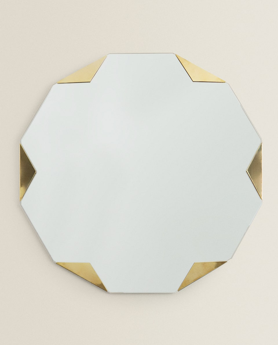 GOLDEN DETAIL MIRROR