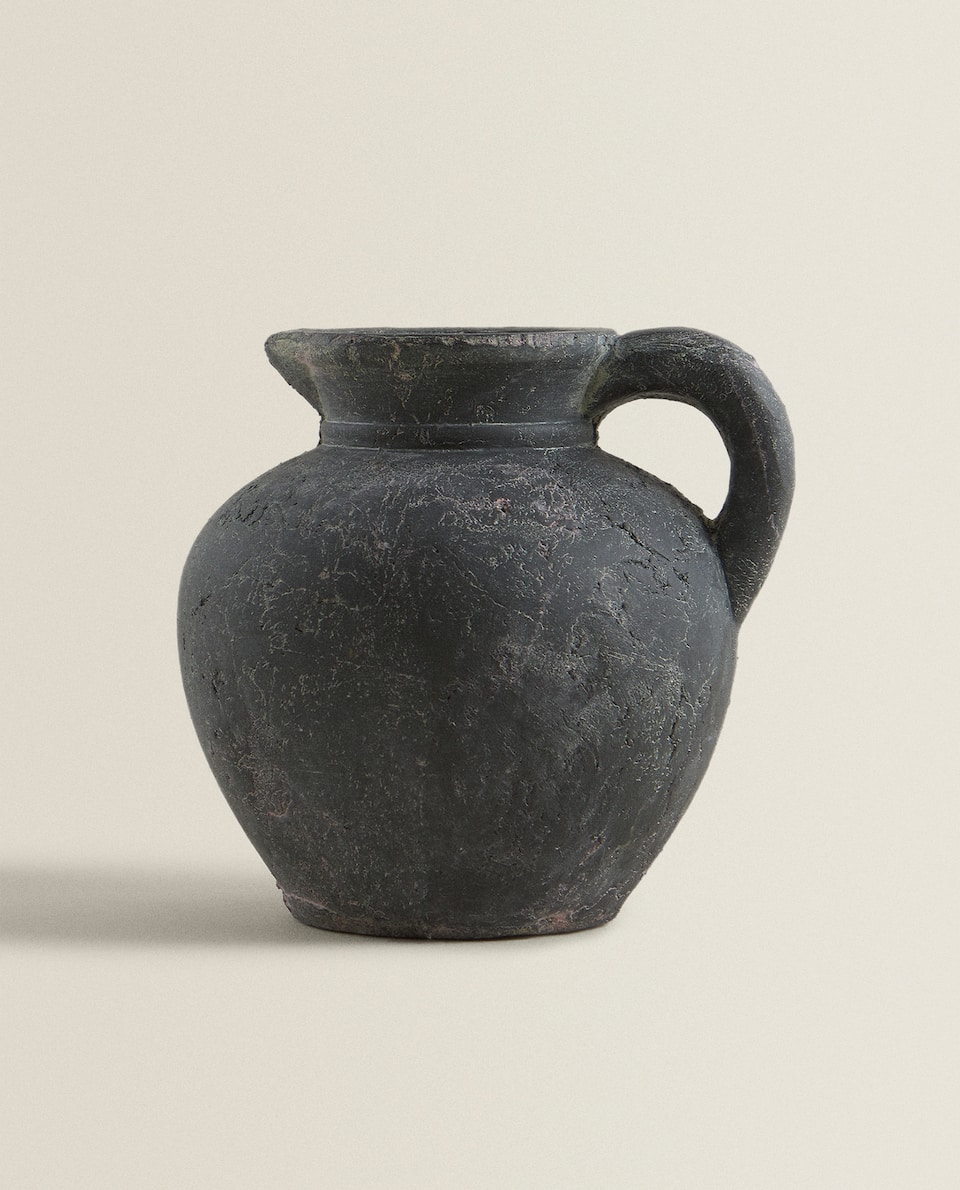 RUSTIC PITCHER