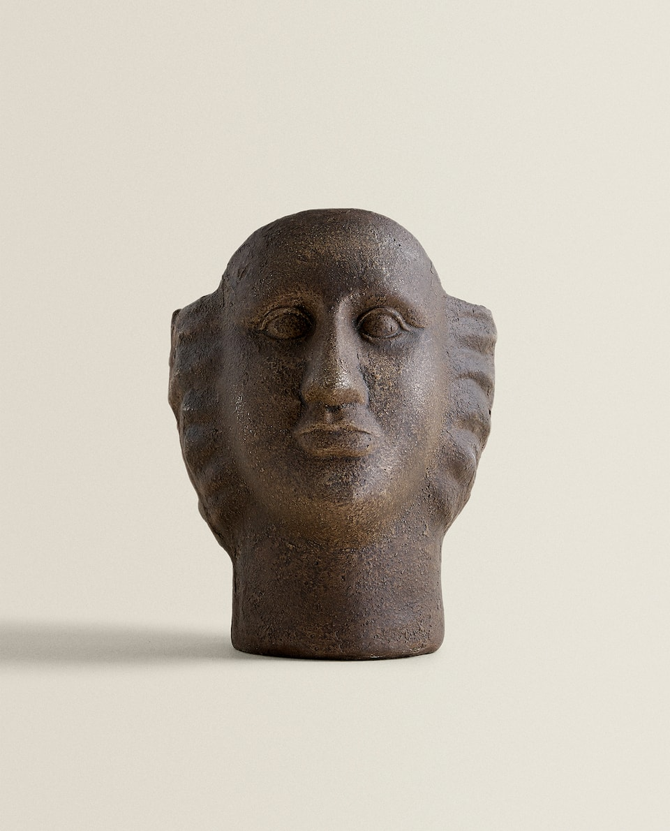 FEMALE BUST VASE