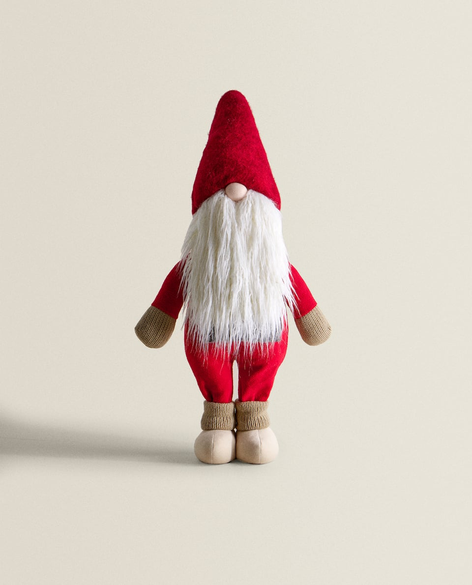 SANTA CLAUS DECORATIVE FIGURE