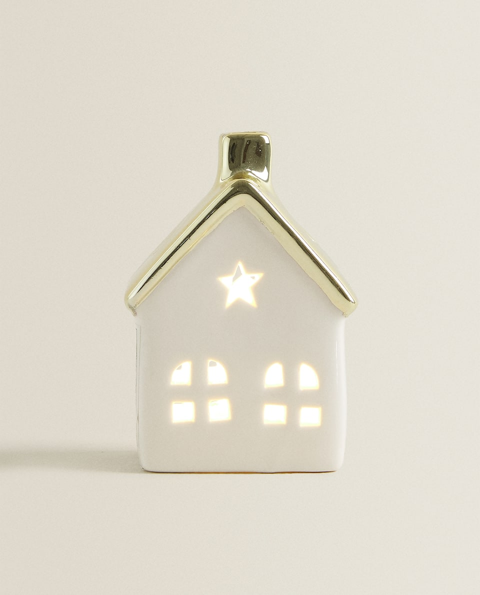 HOUSE WITH A LIGHT