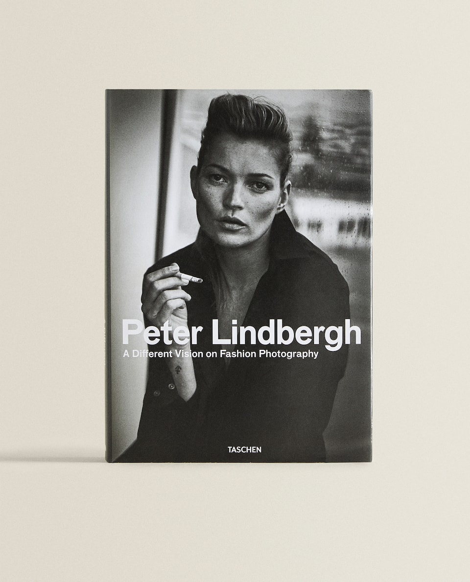 PETER LINDBERGH PHOTOGRAPHY BOOK