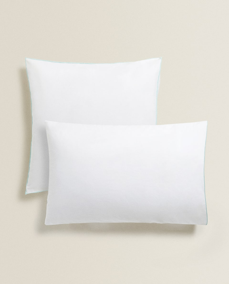 OVERLOCKED PILLOWCASE