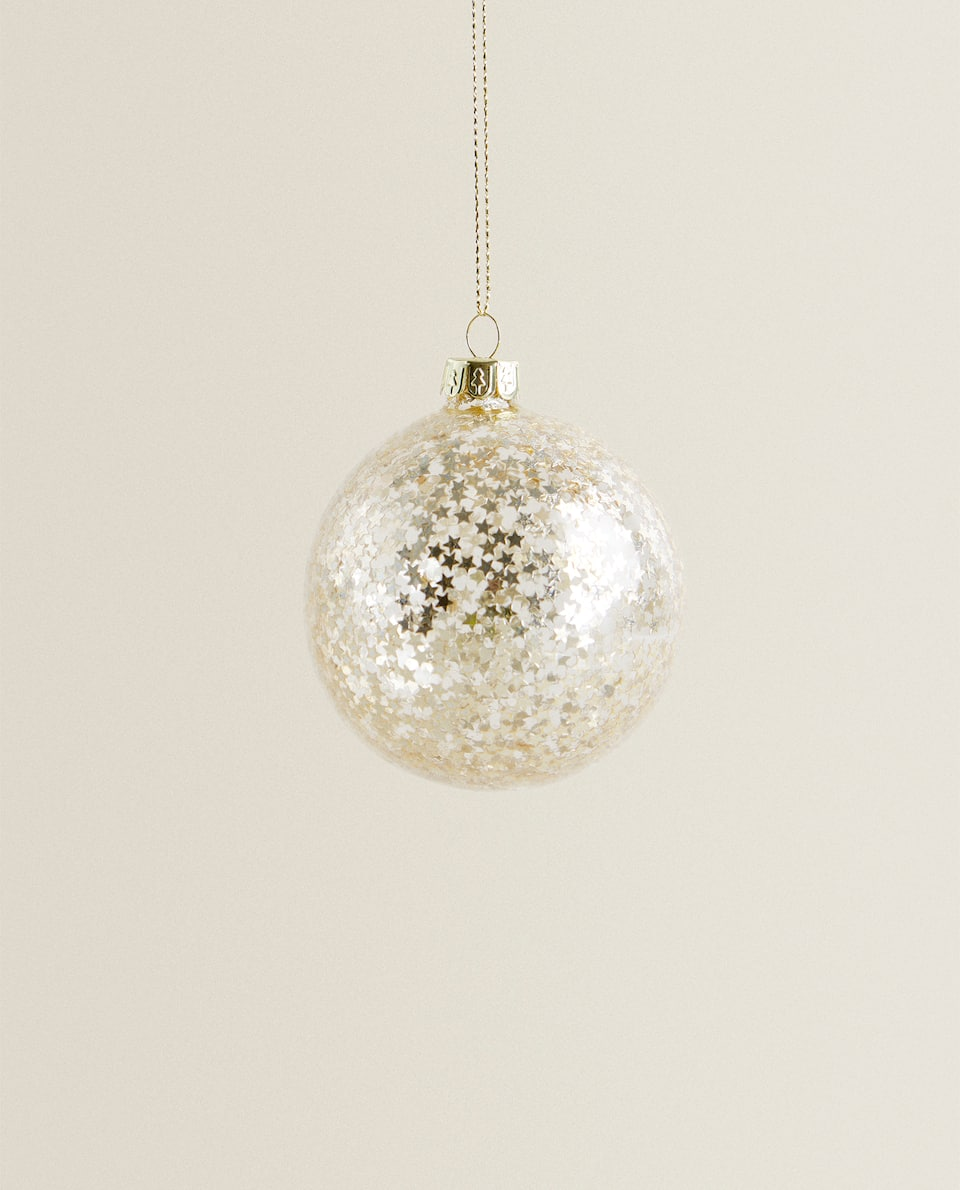 STARS CRYSTAL BAUBLE