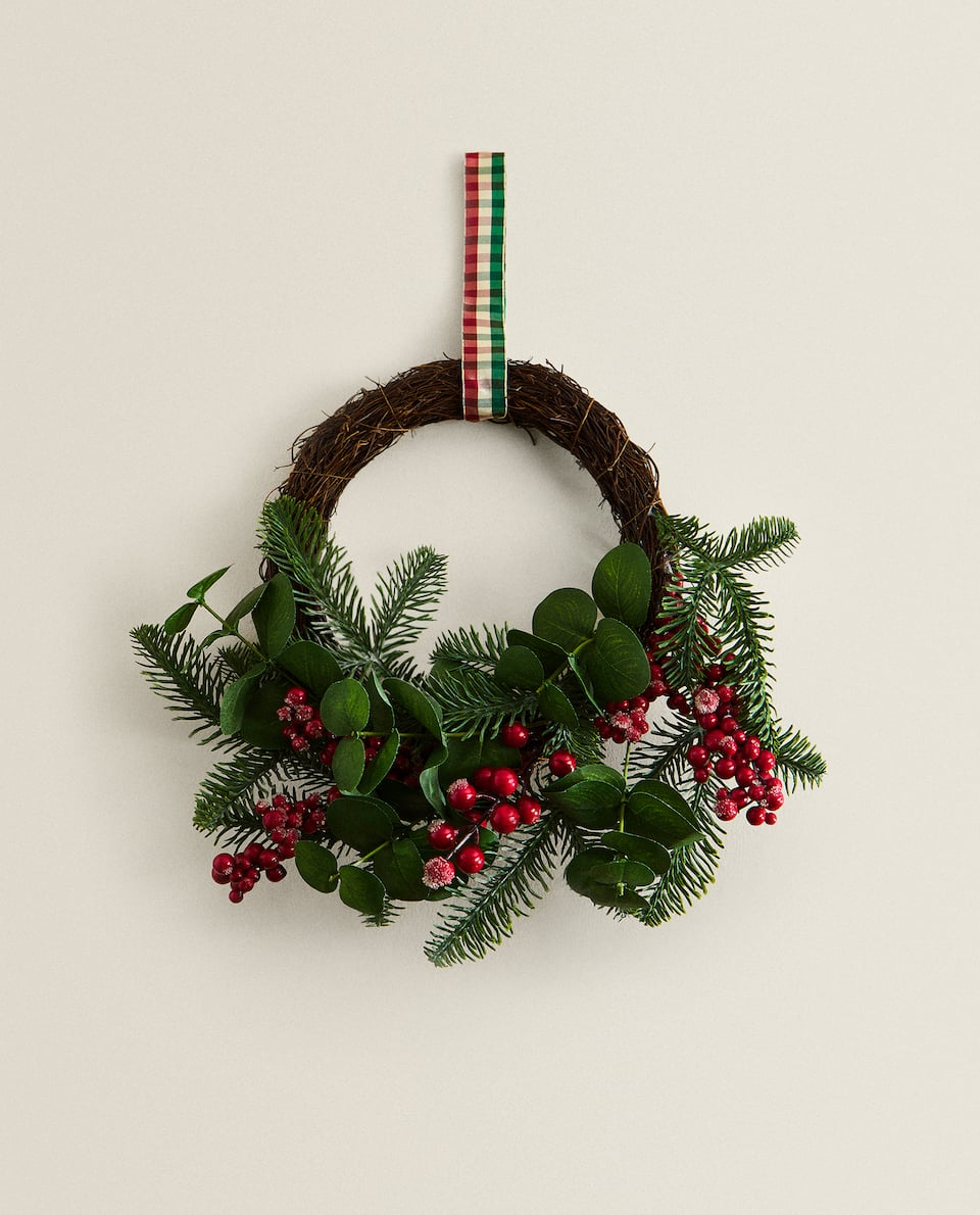 GARLAND WITH RIBBON