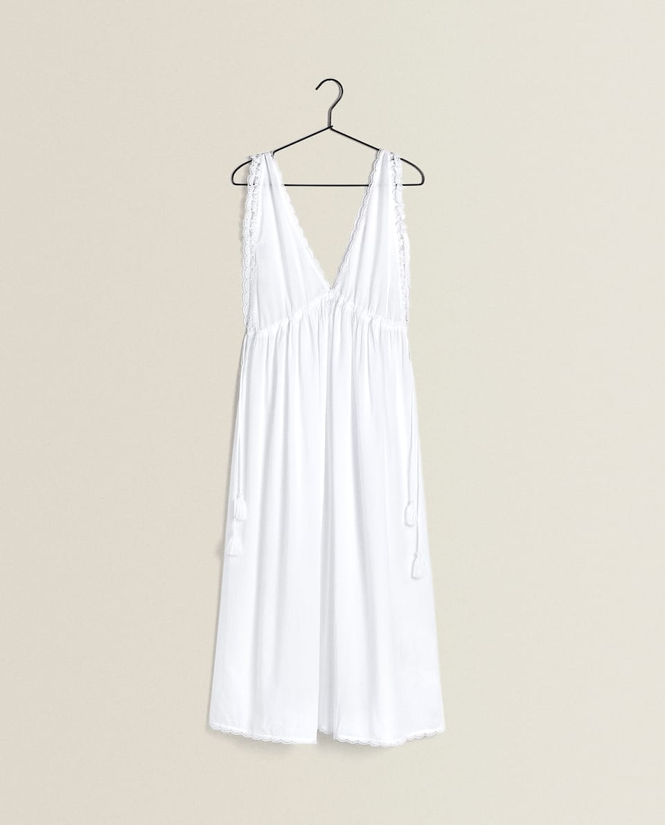 EMPIRE WAIST NIGHTDRESS