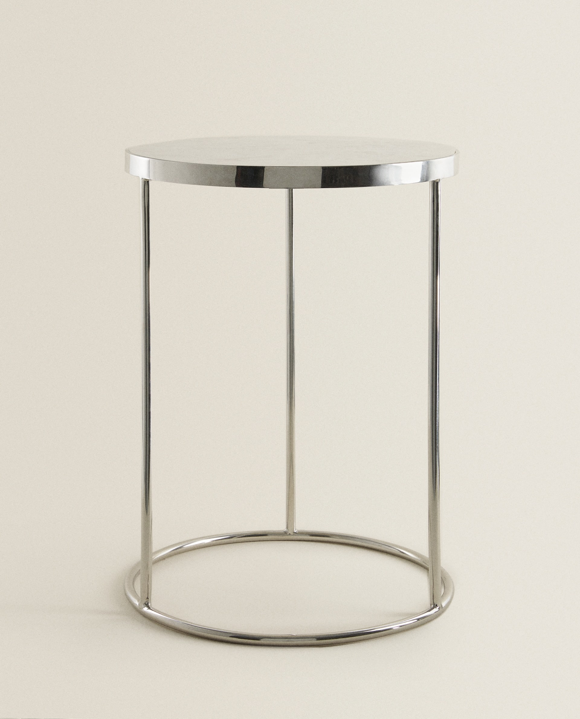 Silver Marble Table Furniture And Decoration Living Room