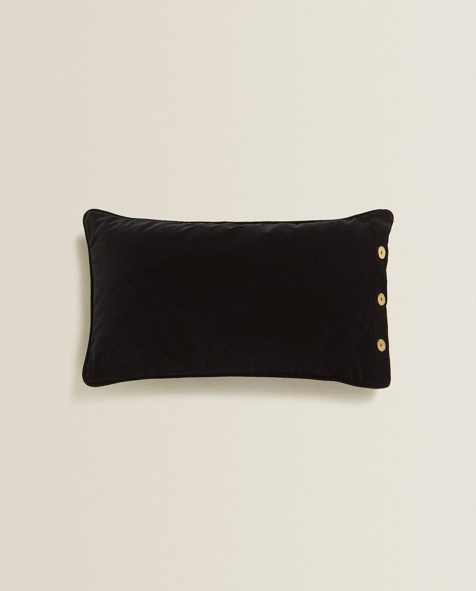 BUTTONED CUSHION