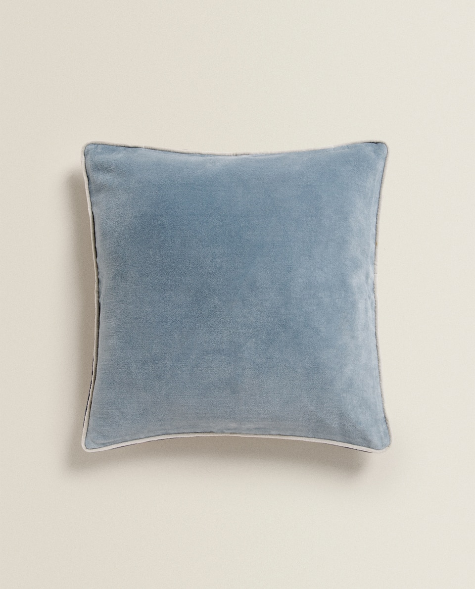 DOUBLE-SIDED CUSHION COVER