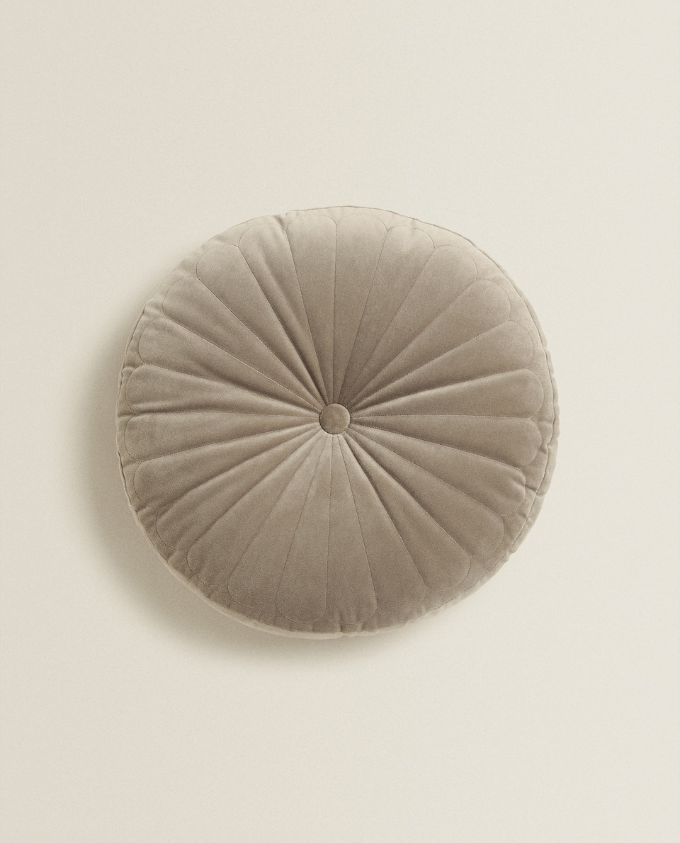 UPHOLSTERED CUSHION
