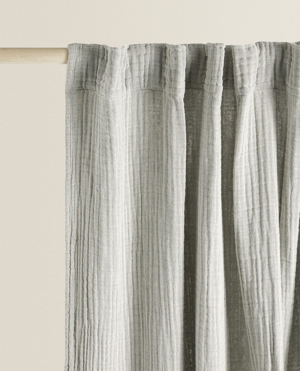 PLAIN COTTON CURTAIN