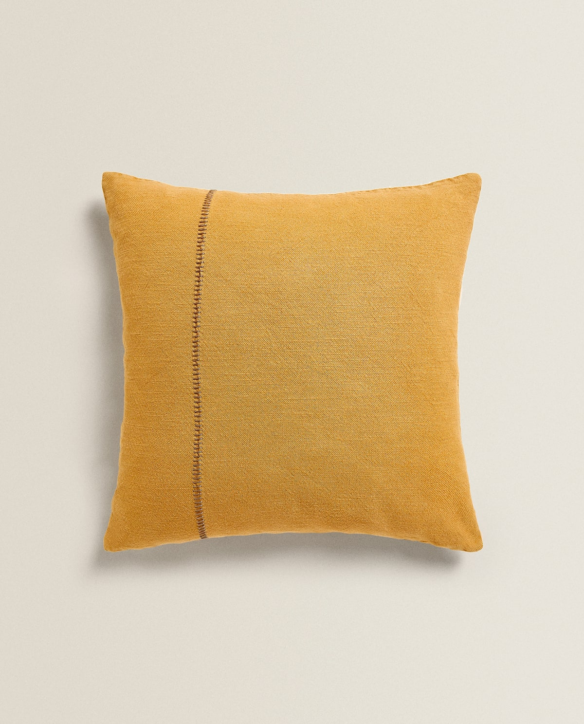 throw-pillow-with-topstitching--throw-pillows---living-room by zara-home