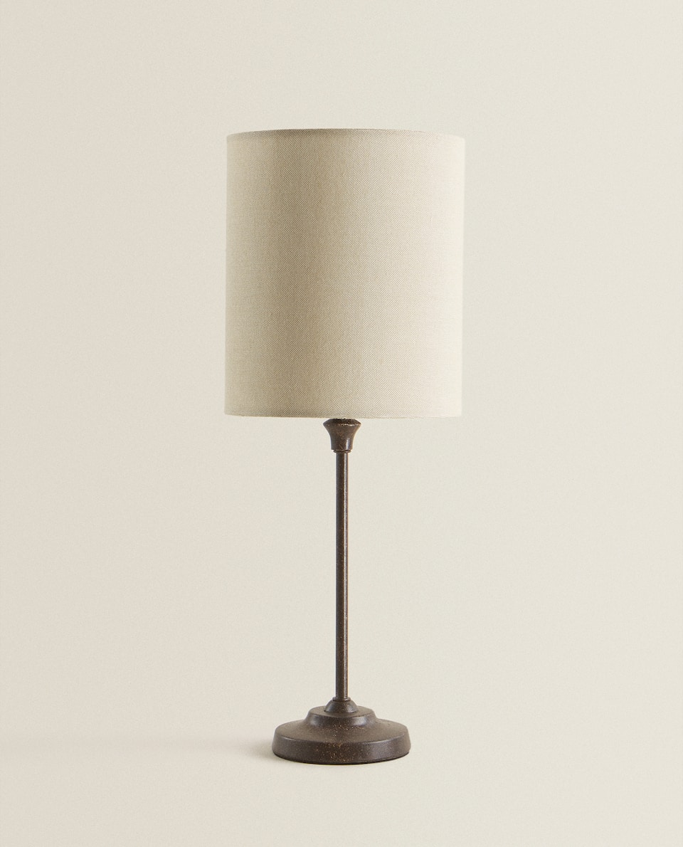 DELICATE BASE LAMP