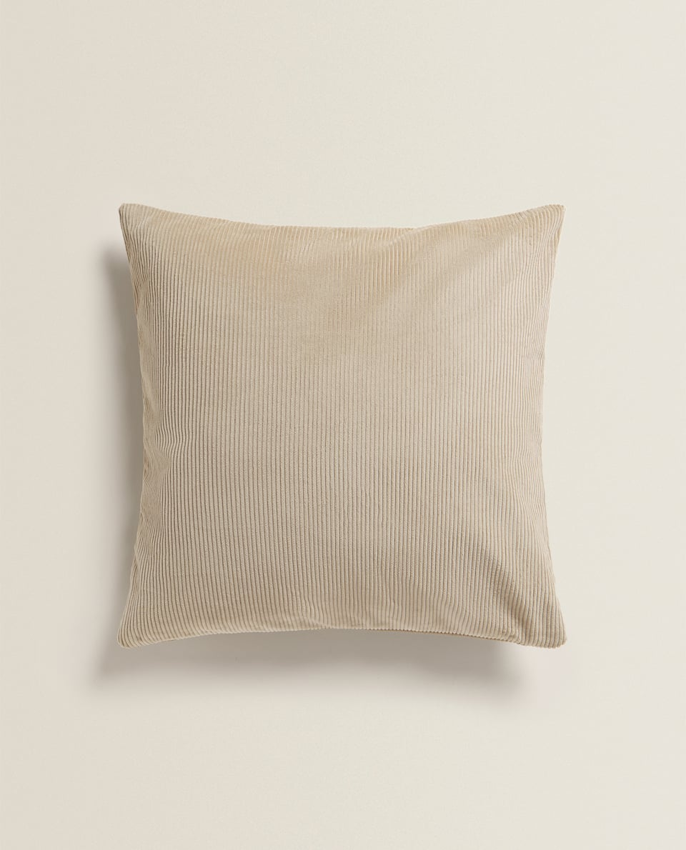 CORDUROY CUSHION COVER