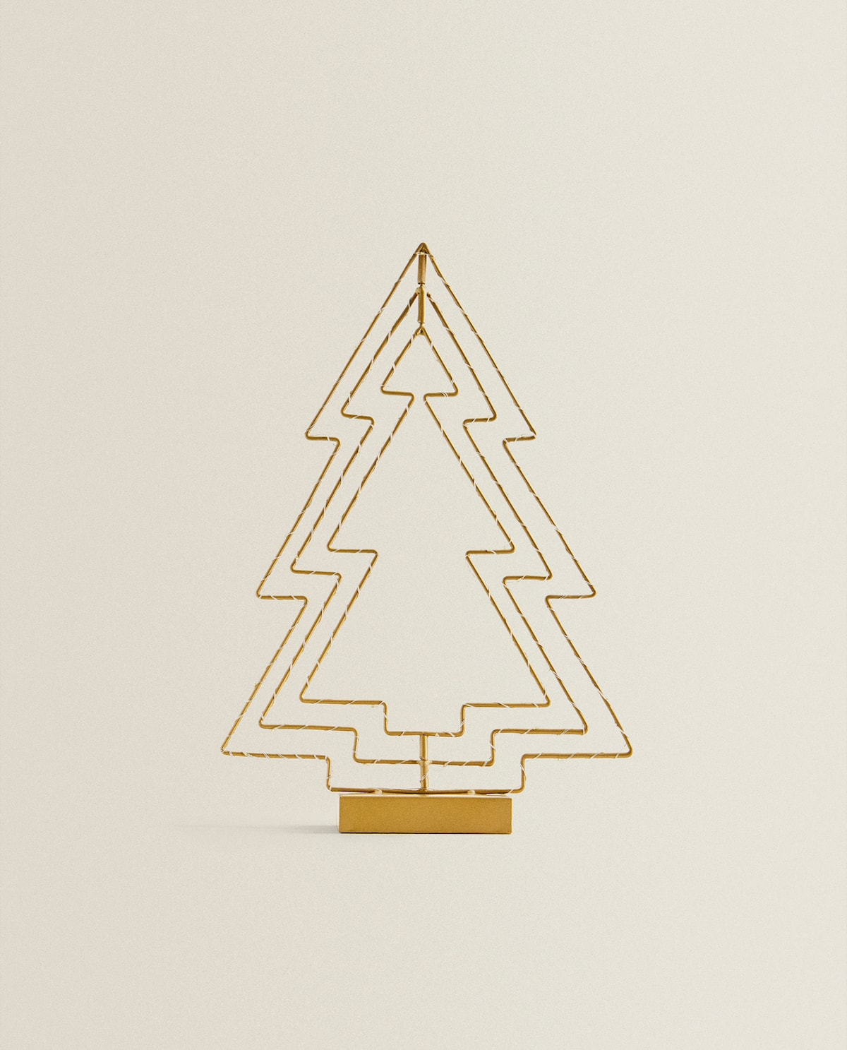 Christmas Tree Lamp  Decoration   Holidays by Zara Home
