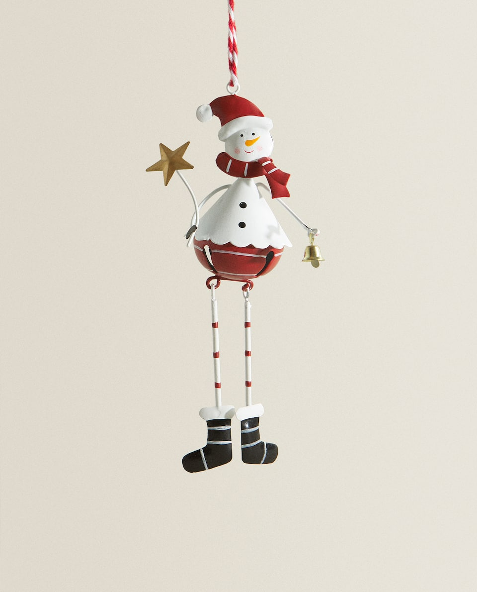 SNOWMAN DECORATION