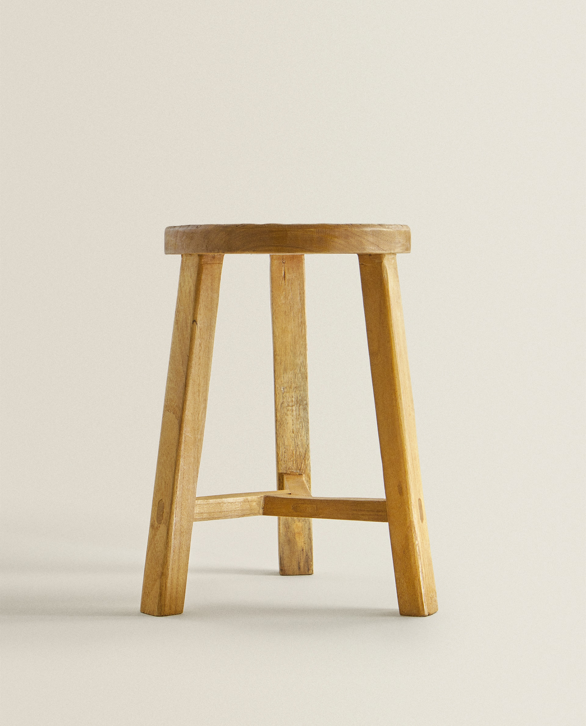 Excellent Wooden Stool Pabps2019 Chair Design Images Pabps2019Com