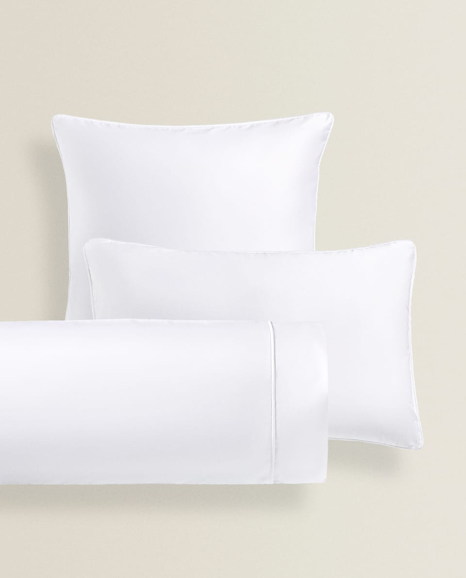 500-THREAD-COUNT SATEEN PILLOWCASE