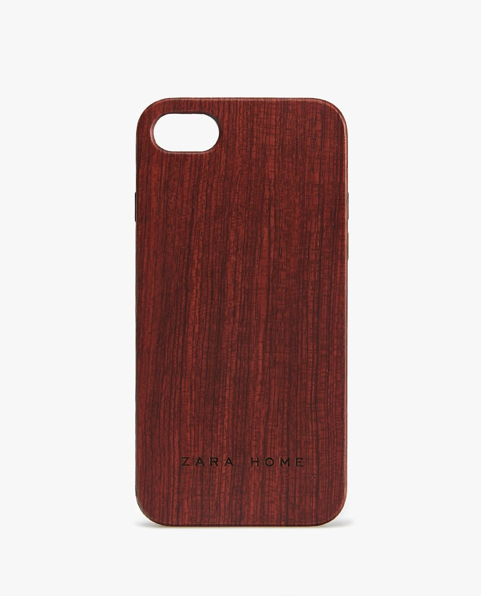 WOOD-EFFECT IPHONE 7/8 CASE