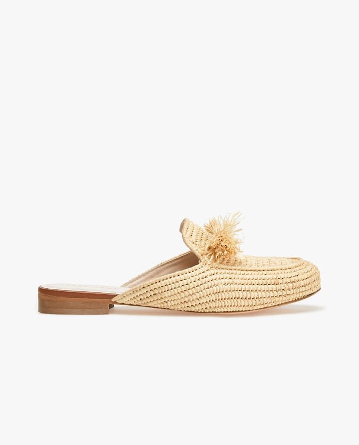 1d5987d172f78d Image of the product RAFFIA MULES