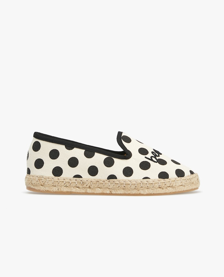 39556ed923421e Image of the product POLKA DOT ESPADRILLES