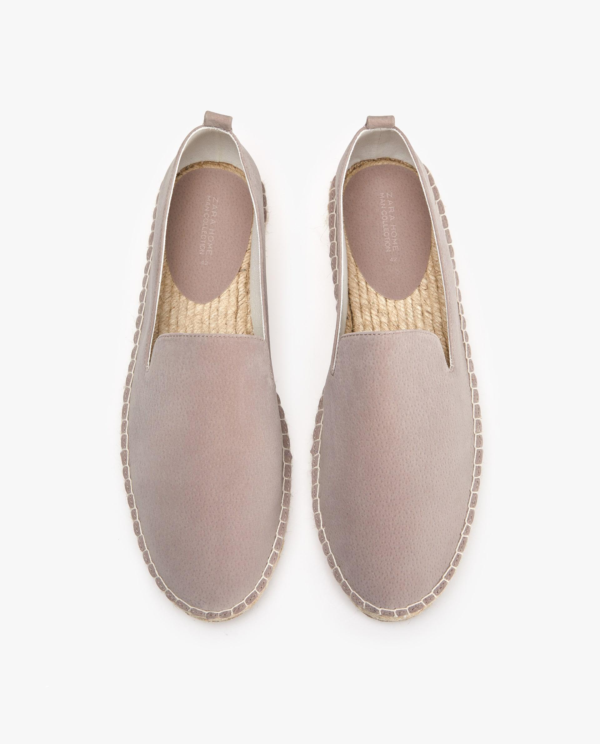 258711ba FABRIC ESPADRILLES - MEN - FOOTWEAR - CLOTHING & FOOTWEAR - BEDROOM ...