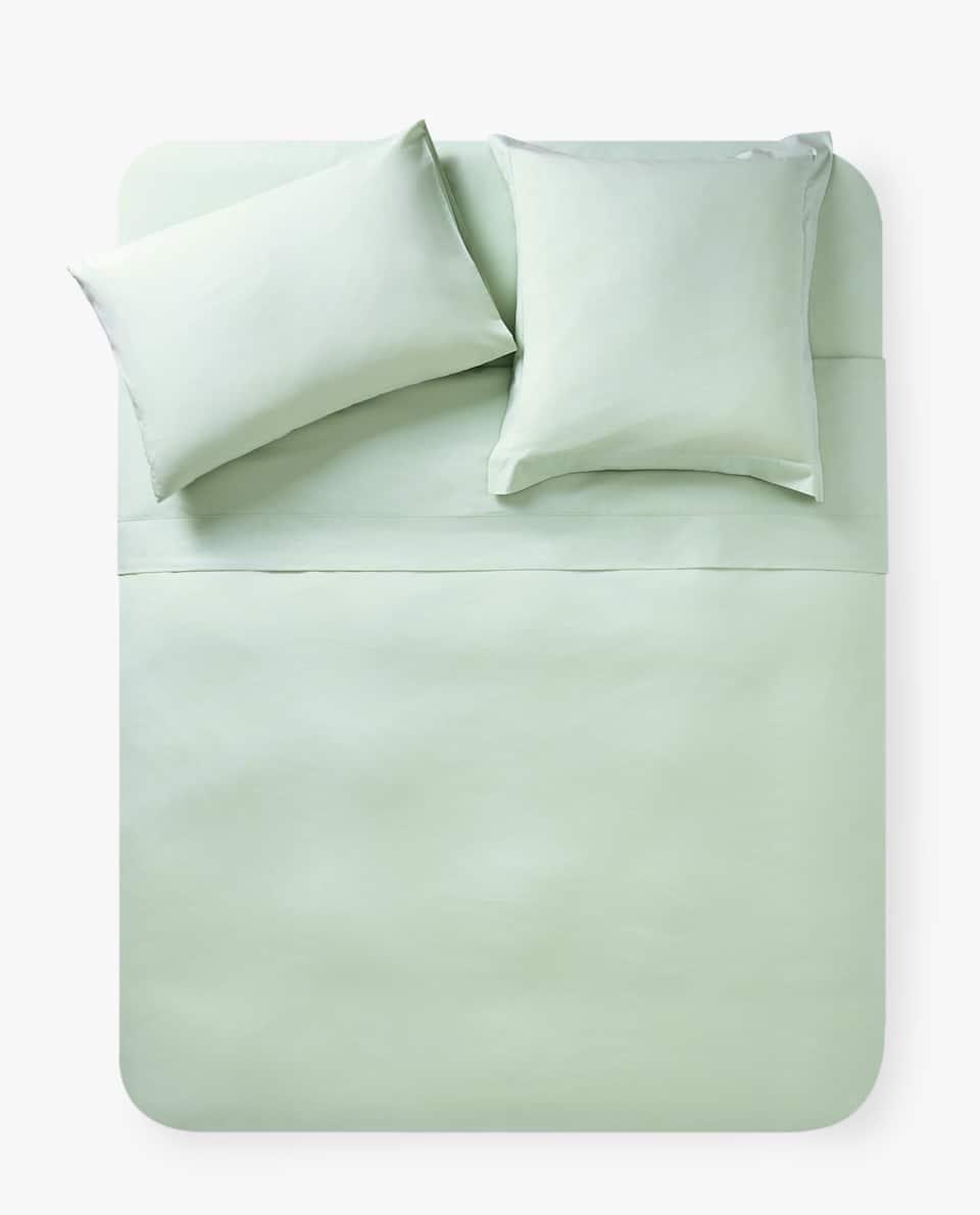 Basic percale duvet cover