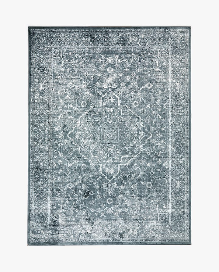 Image Of The Product Distressed Effect Rug