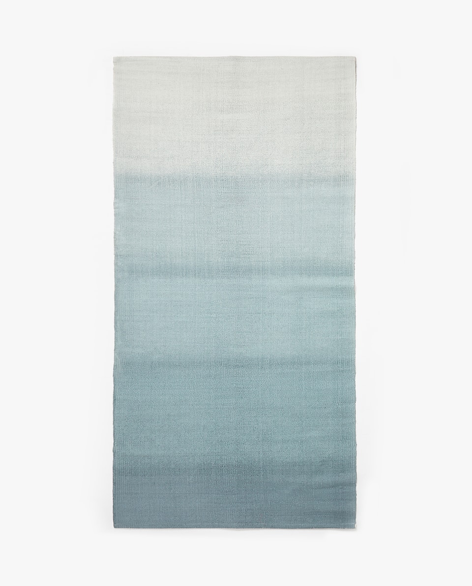 OMBRÉ COTTON RUG