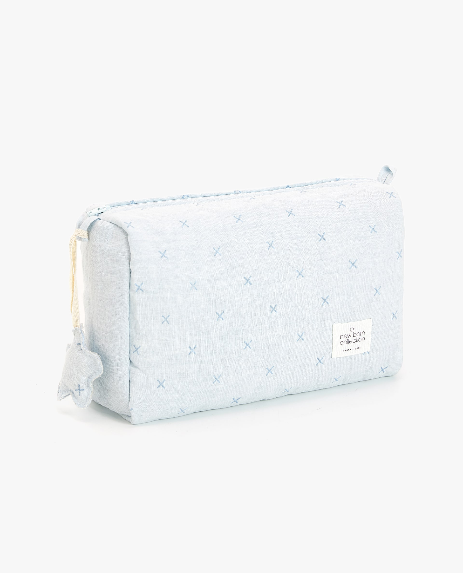 b93627d2c7 PRINTED LINEN TOILETRY BAG - TOILETRY BAGS AND CHANGING MATS ...