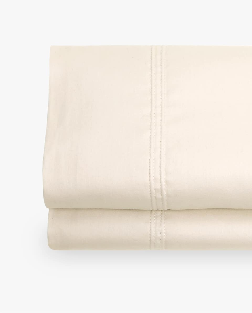 COTTON SATEEN FLAT SHEET